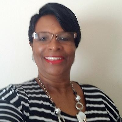 Sharon Harris, Treasurer
