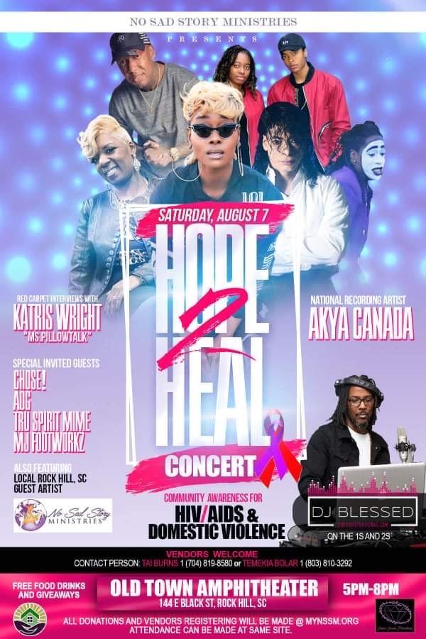 Hope2Heal Concert