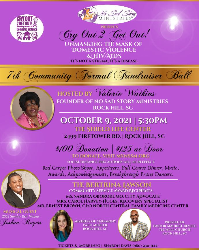 7th Annual Fundraiser Ball